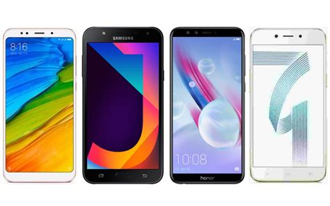 redmi note 5 vs honor 9 lite vs oppo a71 2018 vs samsung galaxy j7 nxt price in india