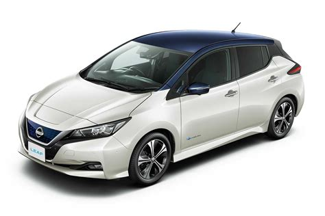 nissan leaf ad the all zero emission 2018 nissan leaf revealed autobics