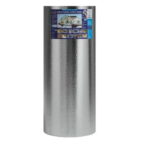 reflectix 48 in x 100 ft reflective insulation