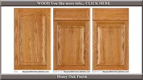kitchen cabinet door finishes 613 oak cabinet door styles and finishes maryland