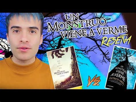 libro roman things to make libro vs pel 205 cula un monstruo viene a verme review rese 241 a rom 225 n youtube