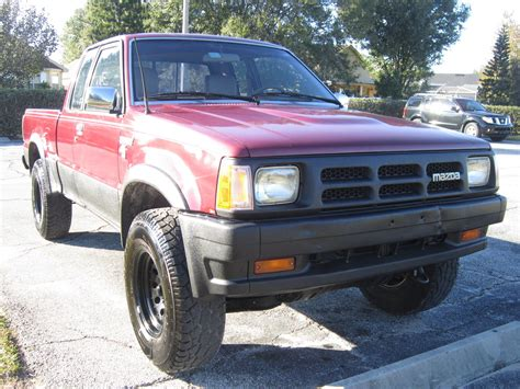 mazda 4x4 1992 mazda b2600i 4x4 5 speed extracab