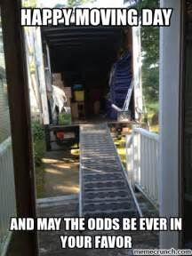 Memes About Moving - happy moving day
