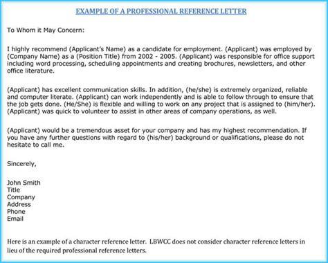 nursing reference recommendation letters  sample letters