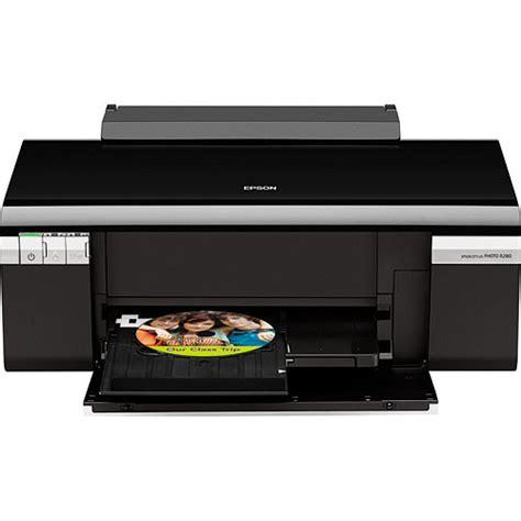 Printer Epson R280 epson stylus photo r280 inkjet printer c11c691201 b h photo