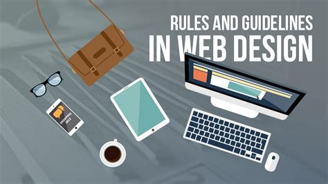homepage design rules step by step guide for building a website