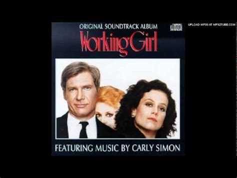 comforting to know carly simon carly simon in love piosenka z filmu quot pracująca