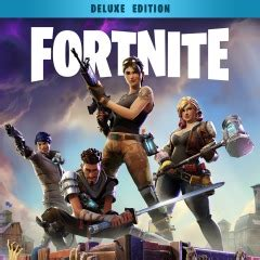 fortnite deluxe founder's pack on ps4 | official