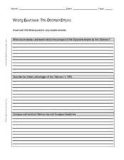 ottoman empire lesson plans byzantine empire lesson plans worksheets reviewed by
