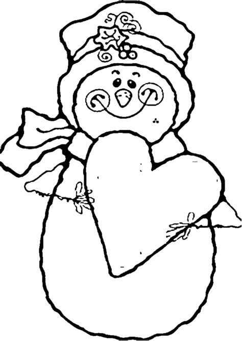 girl snowman coloring page christmas pictures snowman cliparts co