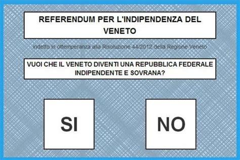 conto corrente veneto veneto indipendente sul conto referendum donati 39