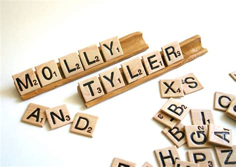 edible scrabble edible wedding finds scrabble tiles onewed