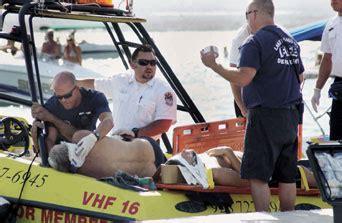 boat crash lake havasu update 5 injured 1 missing after boat accident local news