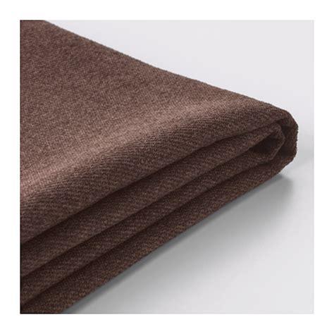 fodere divani ikea kivik fodera per divano a 2 posti borred marrone scuro