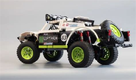 Semi Boots Hummer Napoleon 1 lego technic baja truck hobby lego