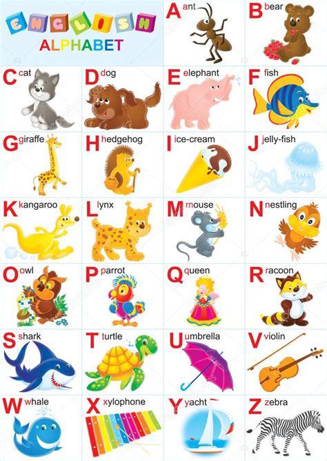 imagenes juguetes en ingles alfabeto ingl 233 s para los ni 241 os con juguetes y animales