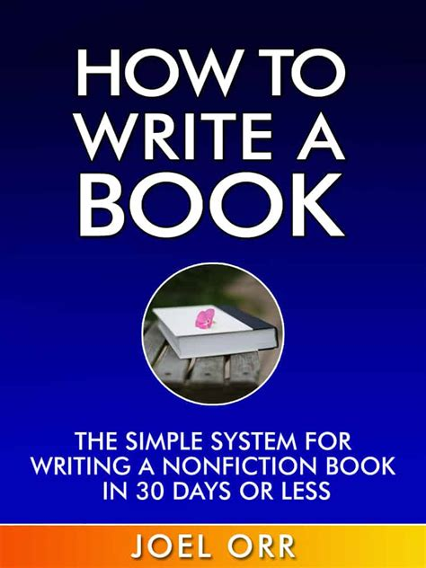 What To Write In A Book For A Baby Shower by How To Write A Book Structure Before Content And Writing