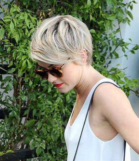 15 Julianne Hough Pixie Haircuts   Pixie Cut 2015