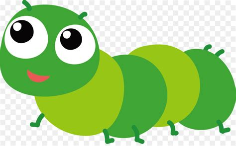 cartoon caterpillar vector map  caterpillars