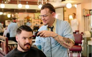Sterling hairdressing parlour and barber shop