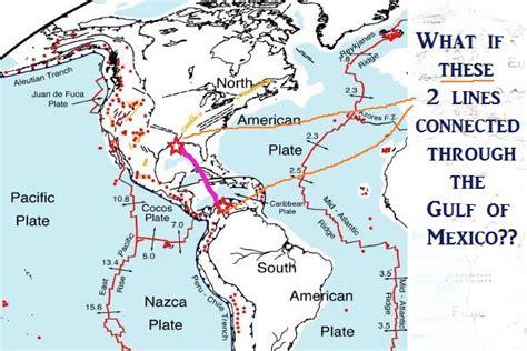 louisiana fault map gulf of mexico faults the louisiana sinkhole bugle