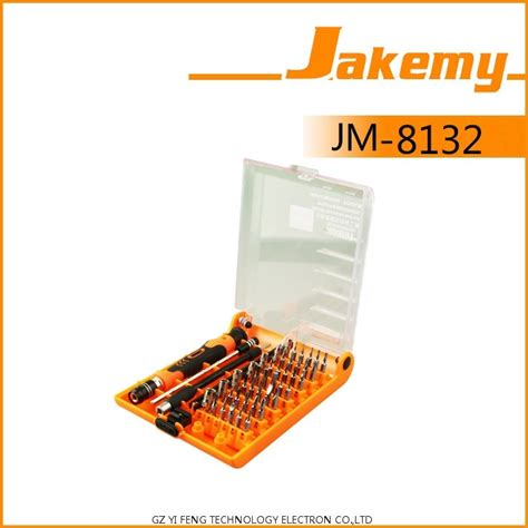 Jakemy 45 In 1 Professional Repair Tool Kit Jm 8132 jakemy 45 in 1 professional repair tool kit jm 8132 jakartanotebook