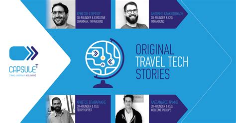 original travel tech stories synergies collaborations