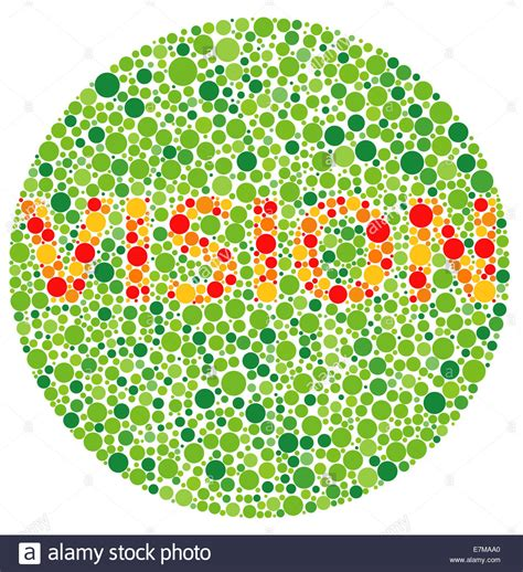 vision color color blindness stock photos color blindness stock