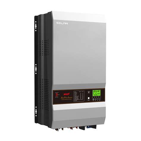 home solar inverter grid solar invertersolar inverter pv3500 mppt series low frequency grid solar inverter