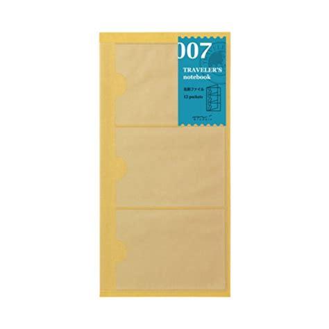 Refill Visa Gift Card - midori traveler s notebook refill 7 card holder toolfanatic com