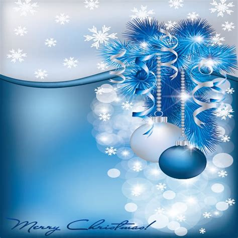 blaue krabben dekorationen sch 246 ne helle blaue dekorationen vektor weihnachten