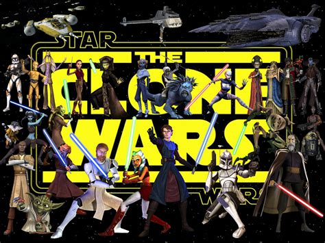 the clone wars wars wallpaper 29482177 fanpop