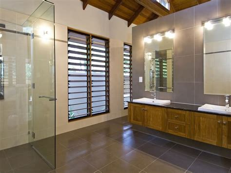 bathroom louvre windows country bathroom design with louvre windows using chrome