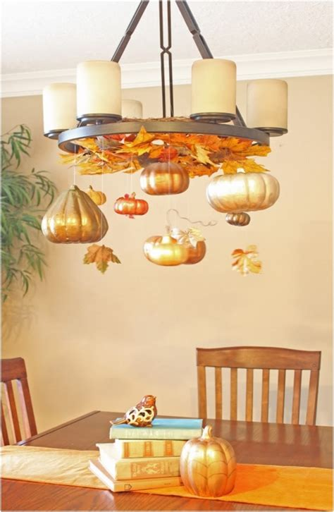 fall chandelier decorations diy fall chandelier decorations