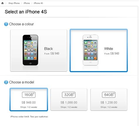apple singapore iphone x apple iphone 4s singapore prices out