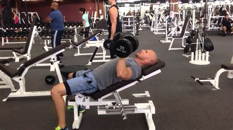 eccentric bench press accentuated eccentric dumbbell bench press youtube