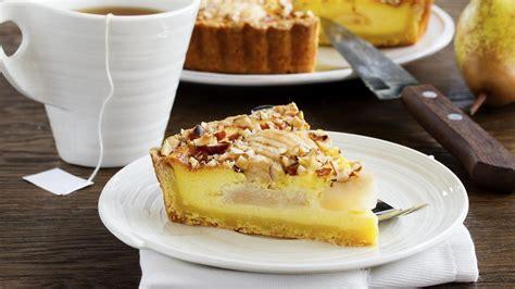 raffinierte kuchen birnenkuchen zwei raffinierte varianten
