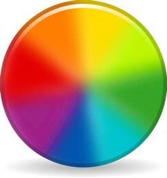 svg color clipart colorwheel