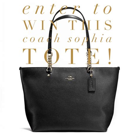 The View Purse Sweepstakes - last chance the coach purse giveaway ends today mommies with cents