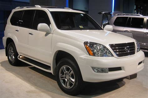 how things work cars 2004 lexus gx spare parts catalogs lexus gx 470 technical details history photos on better parts ltd