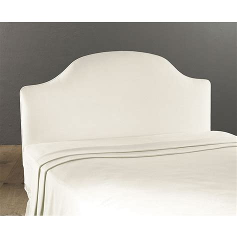 Camden Untufted Headboard Ballard Designs