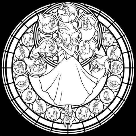 De 662 B 228 Sta Kolorowanki Bilderna P 229 Pinterest Stained Glass Disney Princess Free Coloring Sheets