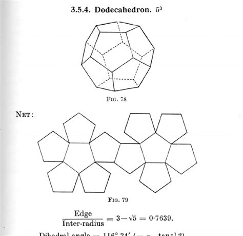 How To Make A Dodecahedron Out Of Paper - dodecahedron s book