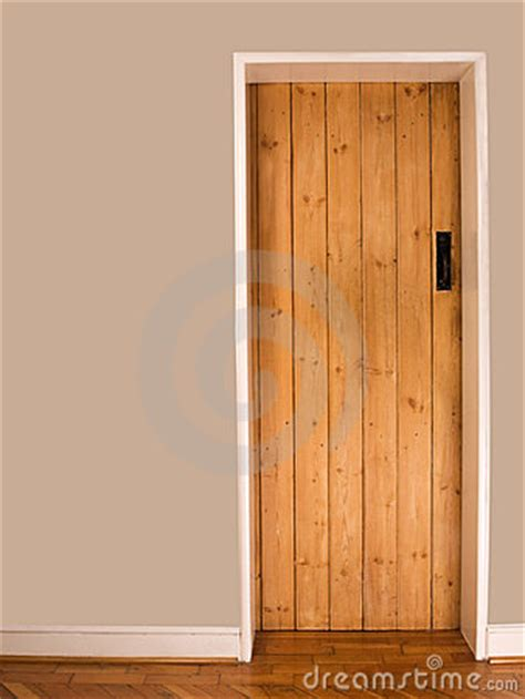 Free Interior Doors by Wooden Interior Door Royalty Free Stock Photo Image