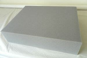 Upholstery Foam Cushions Cut To Size by Upholstery Foam Cut To Size Grey Reflex Medium Firm 22 X20 X6