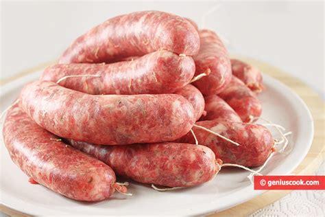 Handmade Sausages - how we make sausages italian food recipes