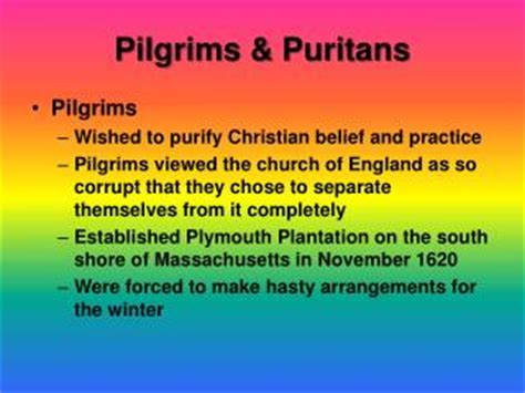 william bradford of plymouth plantation book 1 summary ppt pilgrims and puritans calvinism comes to 17 th