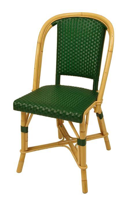Chaises Drucker chaise drucker vert sapin