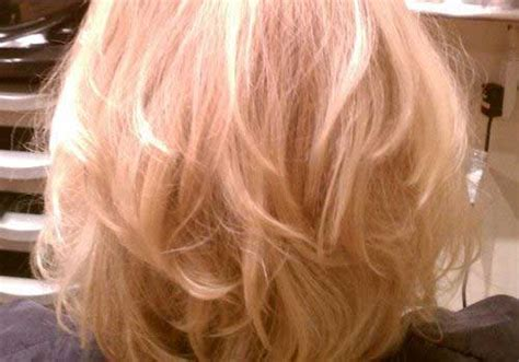 images of blonde layered haircuts from the back 15 layered bob back view bob hairstyles 2017 short