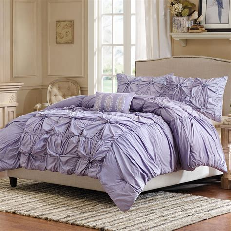 Lavender Bed Set Purple Comforter Sets Purple Bedroom Ideas